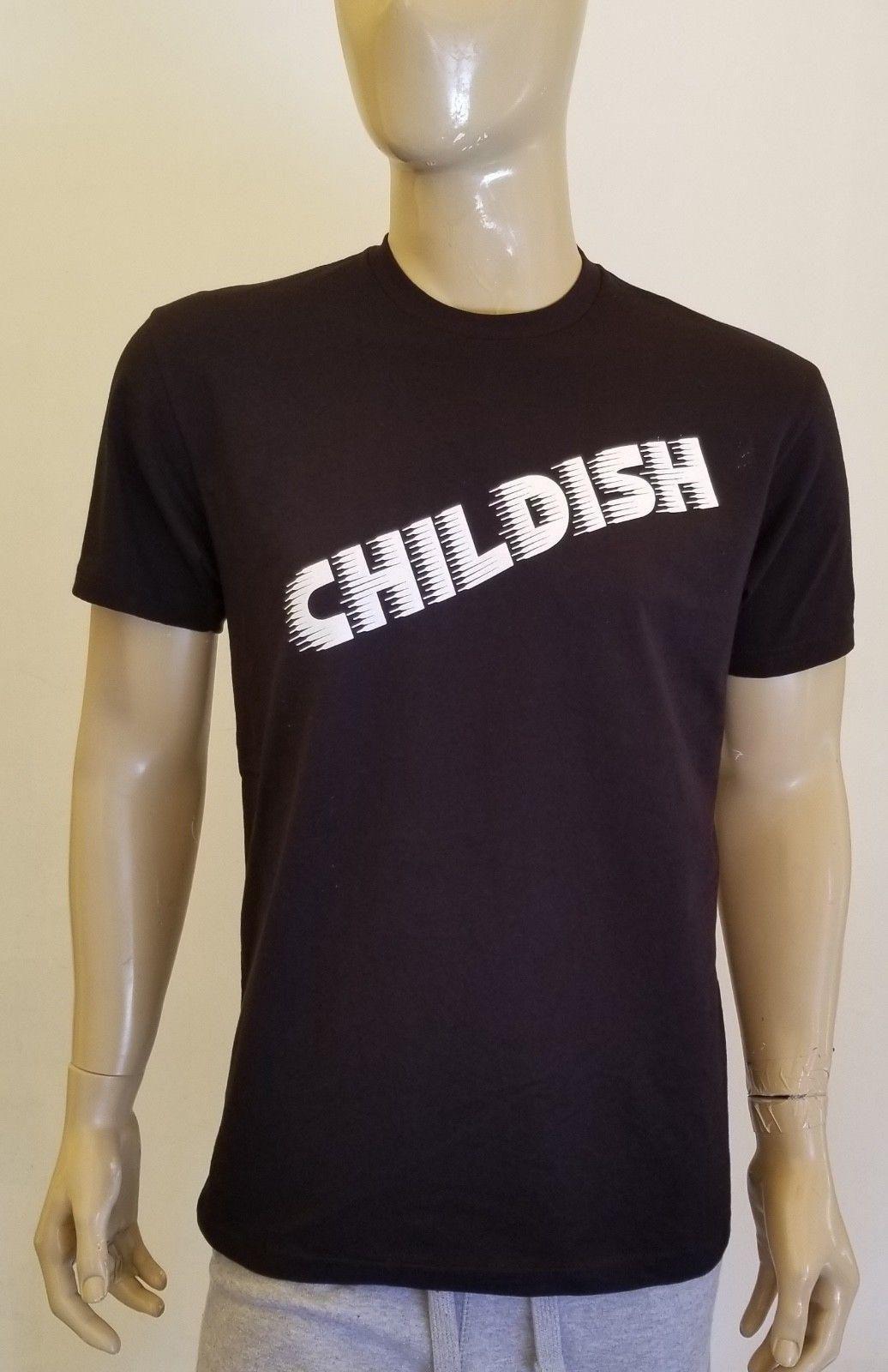 Compre playera negra de gambino para niños camiseta de concierto de this is  america tour para 031884f05e3f5