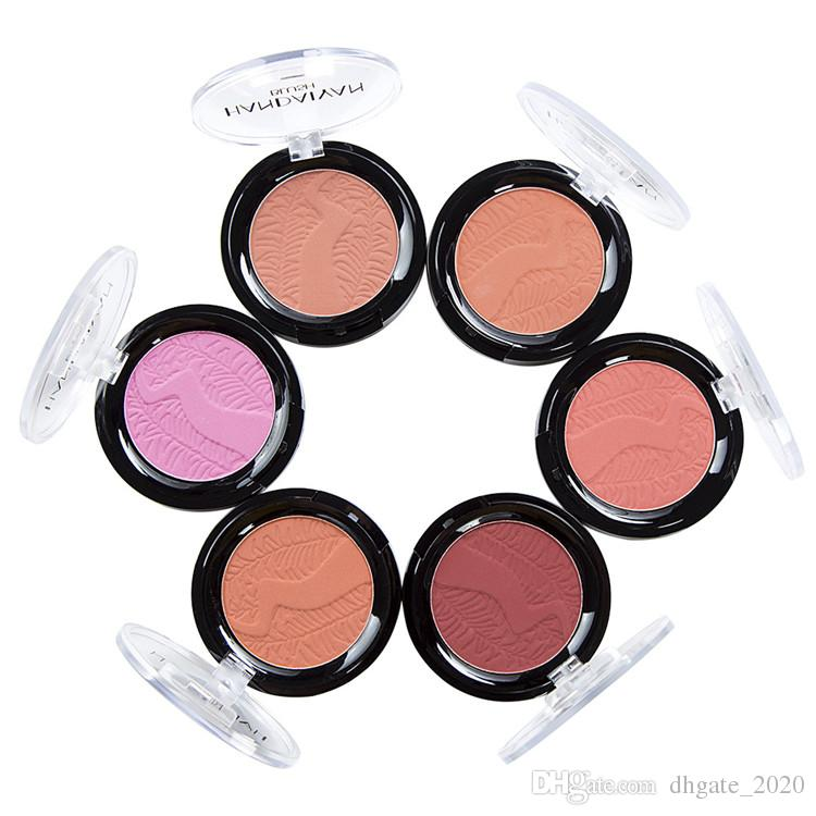 6859f9e2c663 2018 New HANDAIYAN Matte Blush Nude Makeup Repair Powder Brighten Skin  Colour Long Lasting In Stock With DHL Professional Makeup Kits Cosmetics  Online From ...