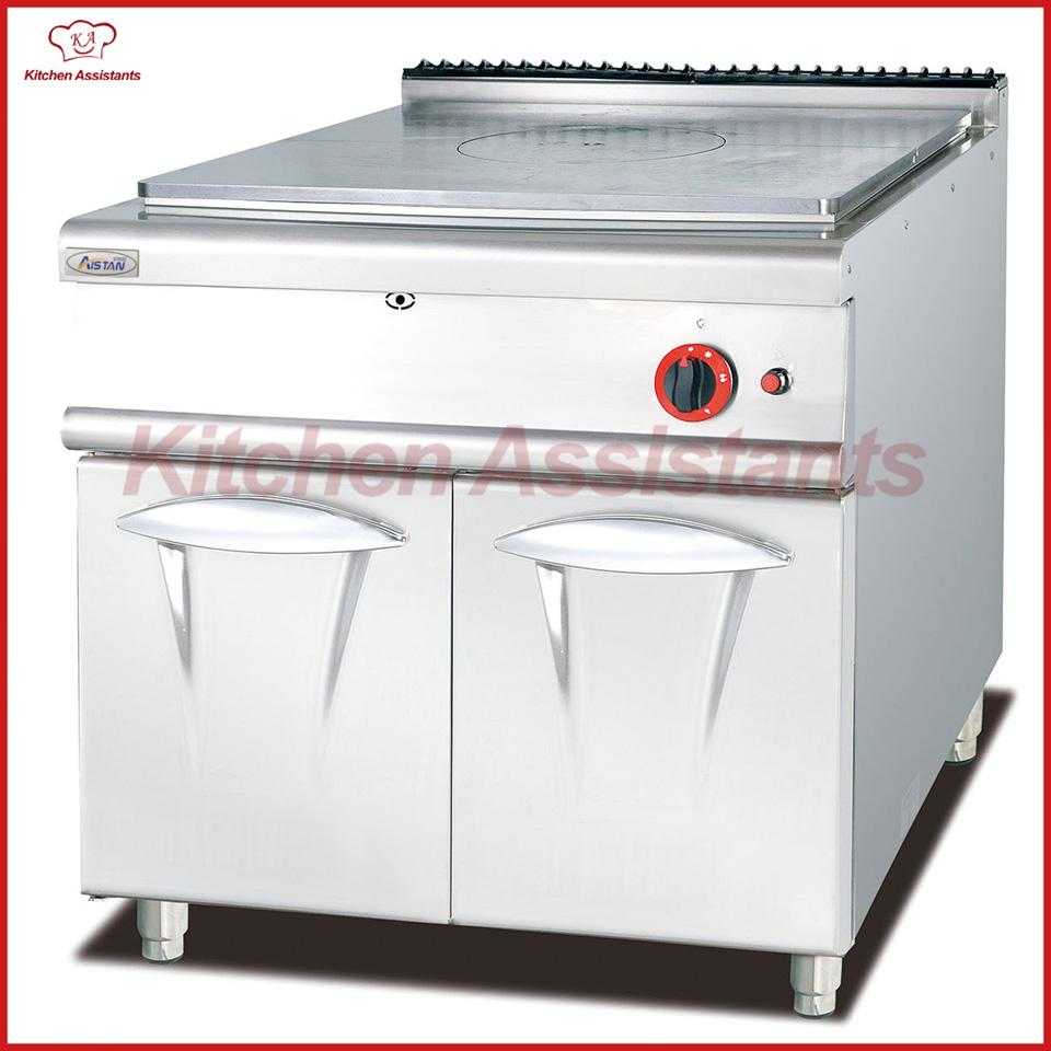 GH983 French Hotplate with Cabinet Stainless Steel Combination Oven ...