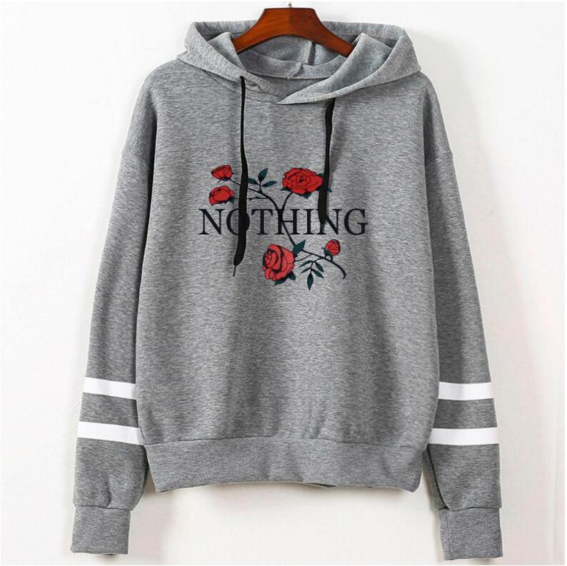 7e7f68800 2019 Yizlo Autumn Rose Hoodies Women Sweatshirts Hoodie Luxury Hoodie  Designer Hoodies Womens Hoodies From Netecool, $61.49   DHgate.Com