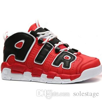 Kids Air Baby More Uptempo Shoe For Children Boy Girl High Quality ... b4d386326d7d