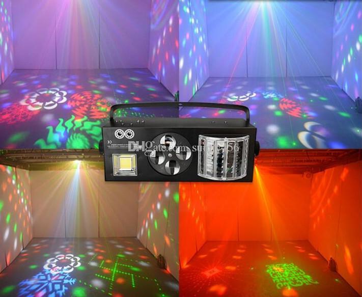 Vendita impianti luce led spettacolo palco o discoteca pronti all