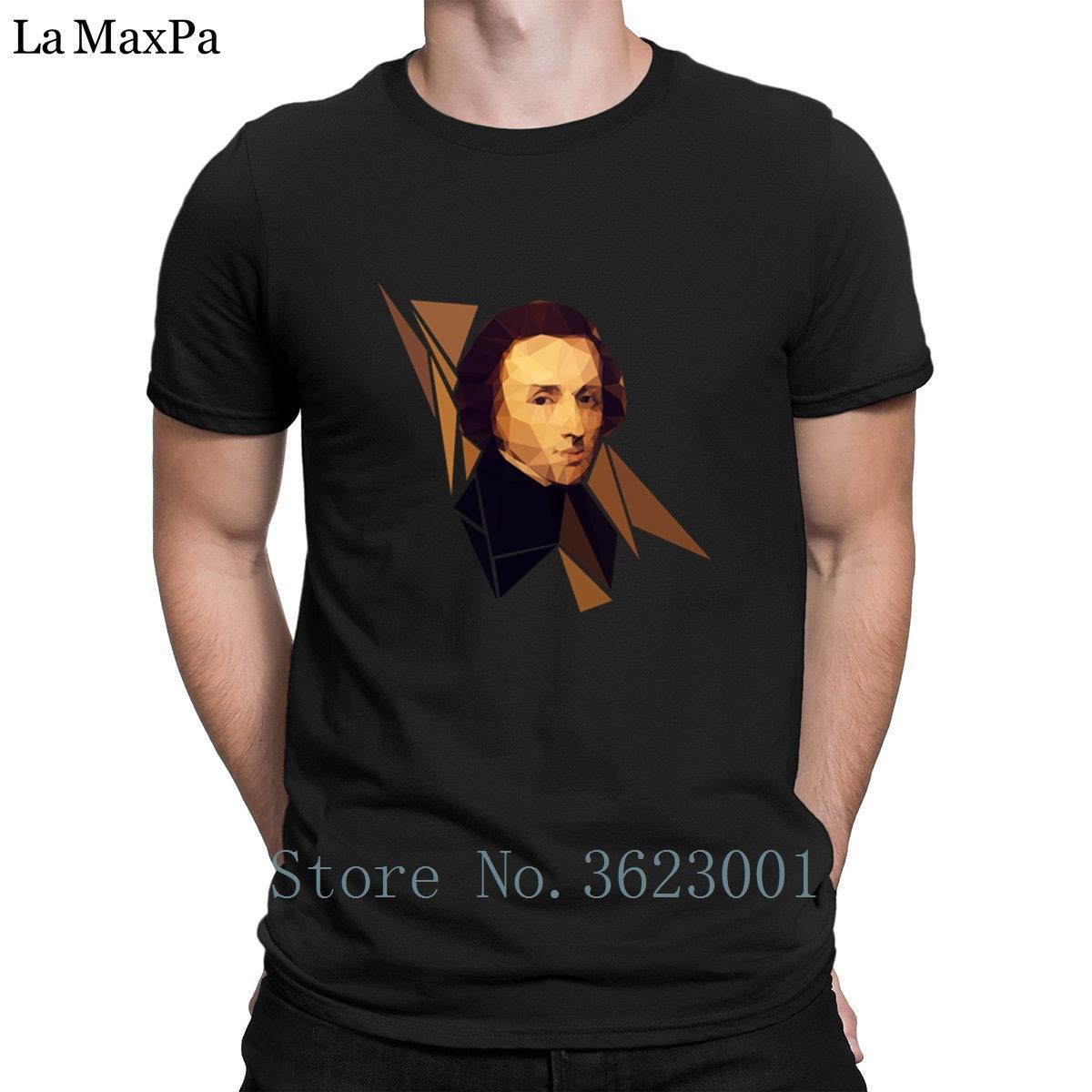 Compre Playeras Con Estampado De Camisetas Playera Con Camisetas De  Frederic Chopin Playera Con Diseño De Color Sólido Para Hombres Playera Con  Estampado De ... a5a965b5a97f4
