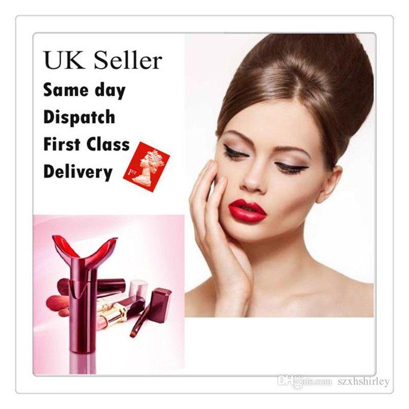 Full Lips Pump Enhancer Plumper Enlarger Natural Fuller Bigger Thicker Sexy  Lips Makeup Lip Pump Lips Plumper Beauty Lip Tool Makeup