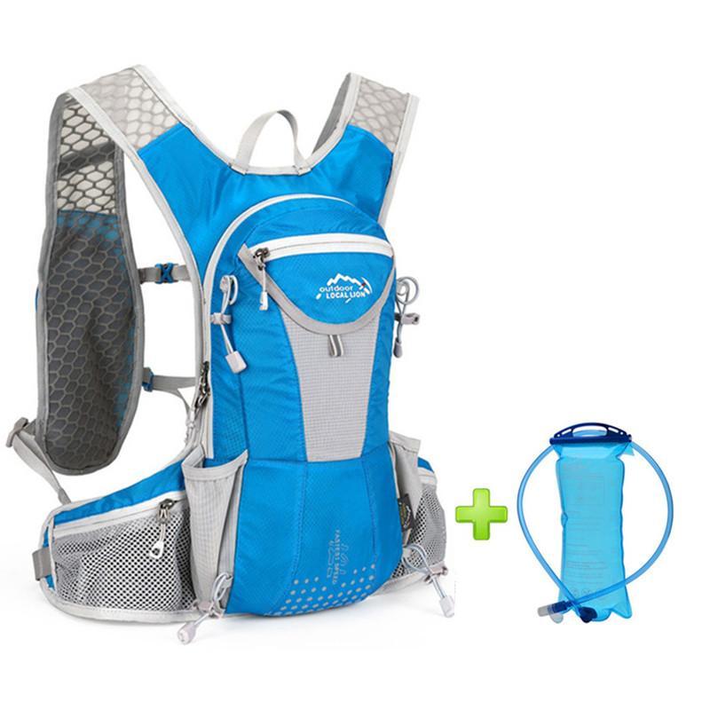 5480979ba24 12L Biking Hydration Backpack Portable Sports Water Bags Cycling ...