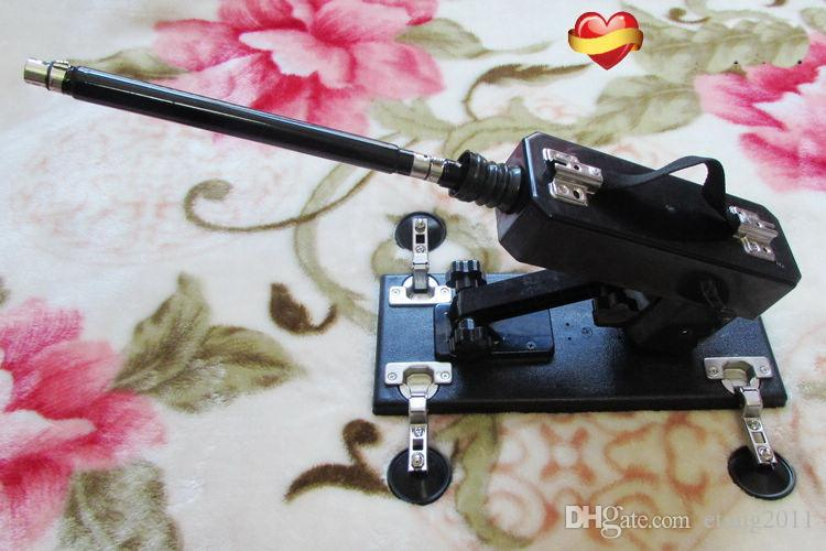 Accessori universali Prodotti del sesso Strumenti di arredo Macchine del sesso giocattoli Masturbazione Pezzi meccanici Montaggio spedizione gratuita