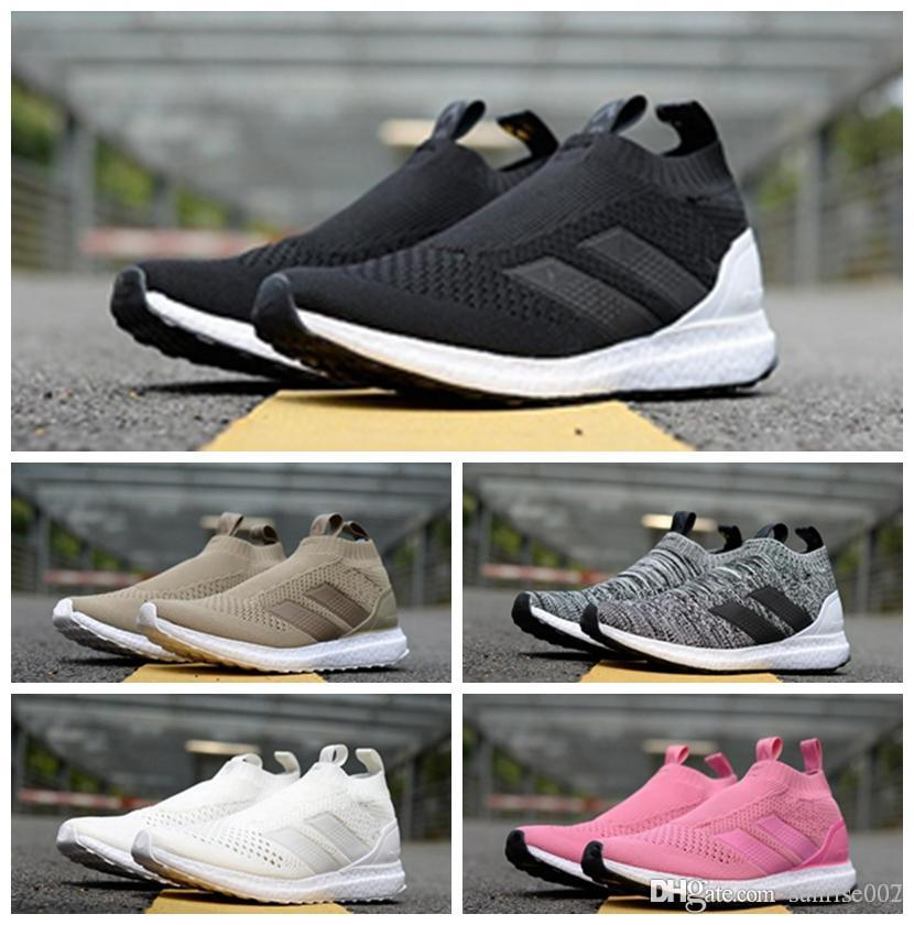 100% authentic 01206 4faca ACE 16 PureControl Ultra Boost Beckham Uncaged Casual Socks Shoes Top  quality for Men Women Sneakers boost with box