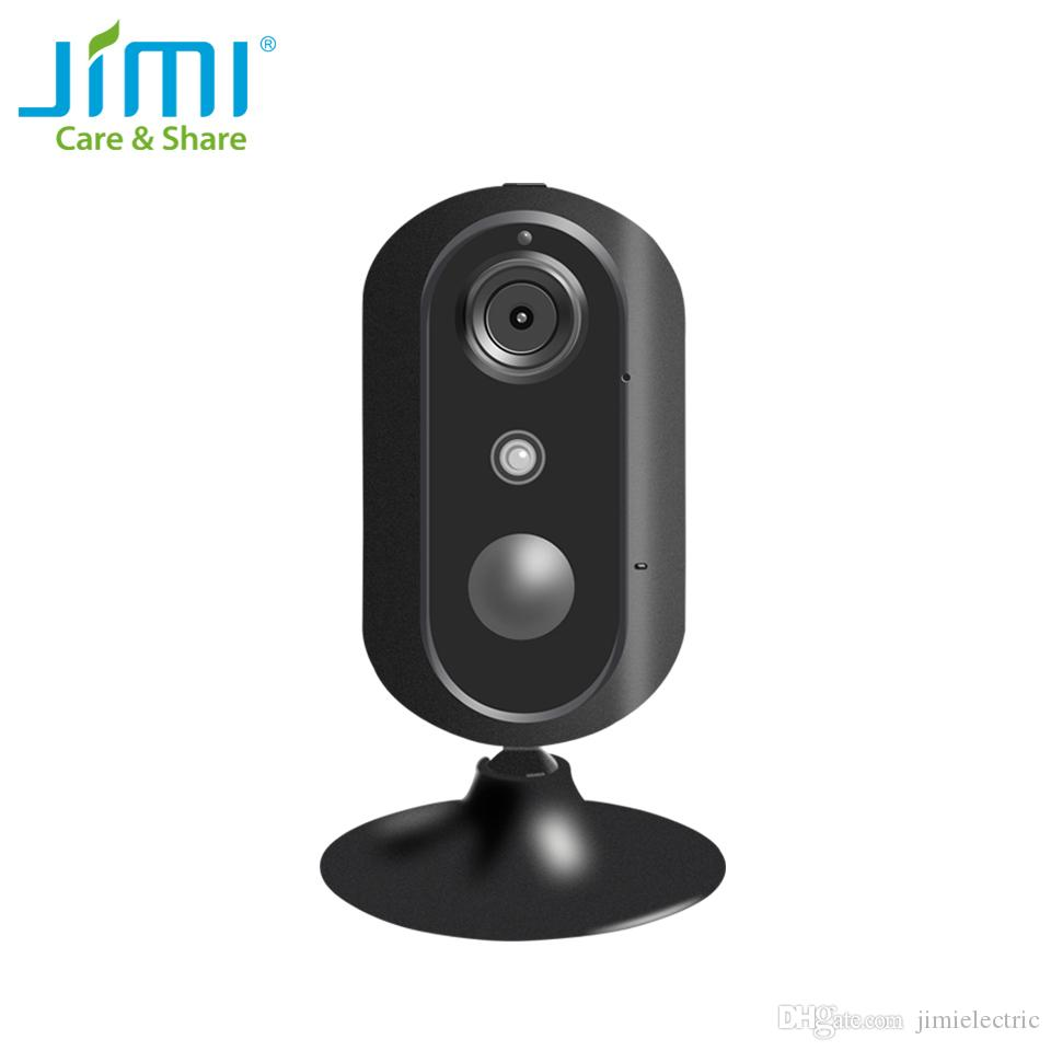 Jimi Newly JH007 4G Mini Indoor HD IP Camera Wireless Audio Record  Surveillance Night Security CCTV Camera Network Baby Monitor