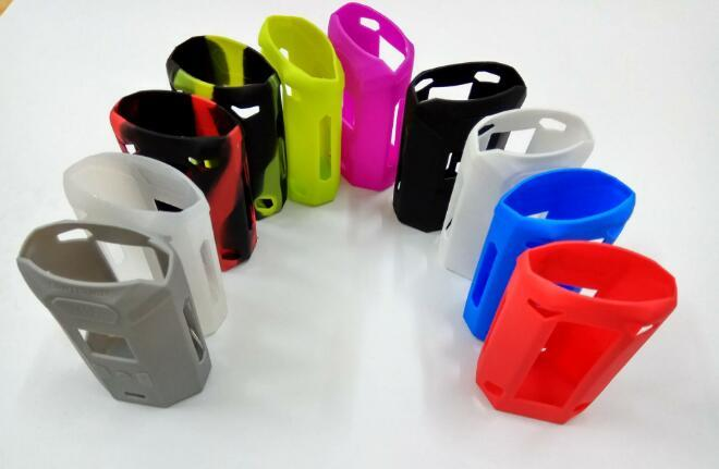 Bunte Silikonhülle Skin Cases Weiche Silikonhülle Hülle für Vaporesso Switcher Box Mod