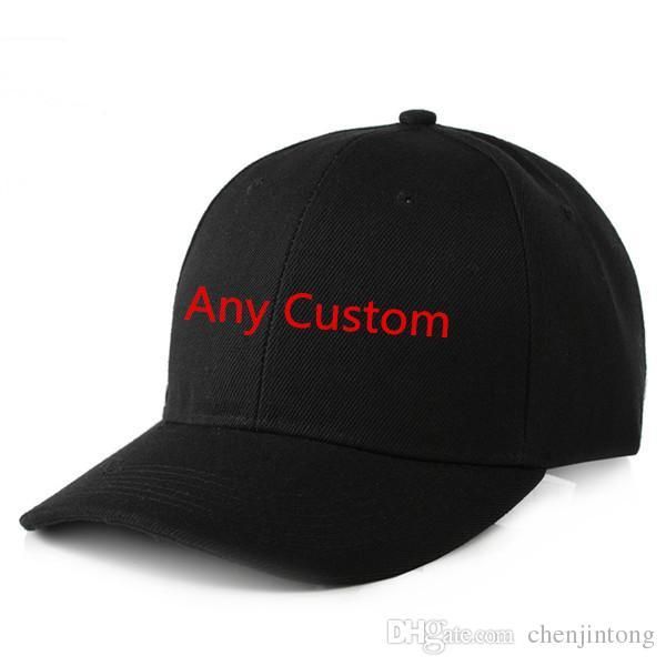 2019 Cheap Wholesale Custom Classic Hat Popular Sports Baseball Cap Outdoor  Hats Black Snapbacks From Chenjintong 3d13cc99009