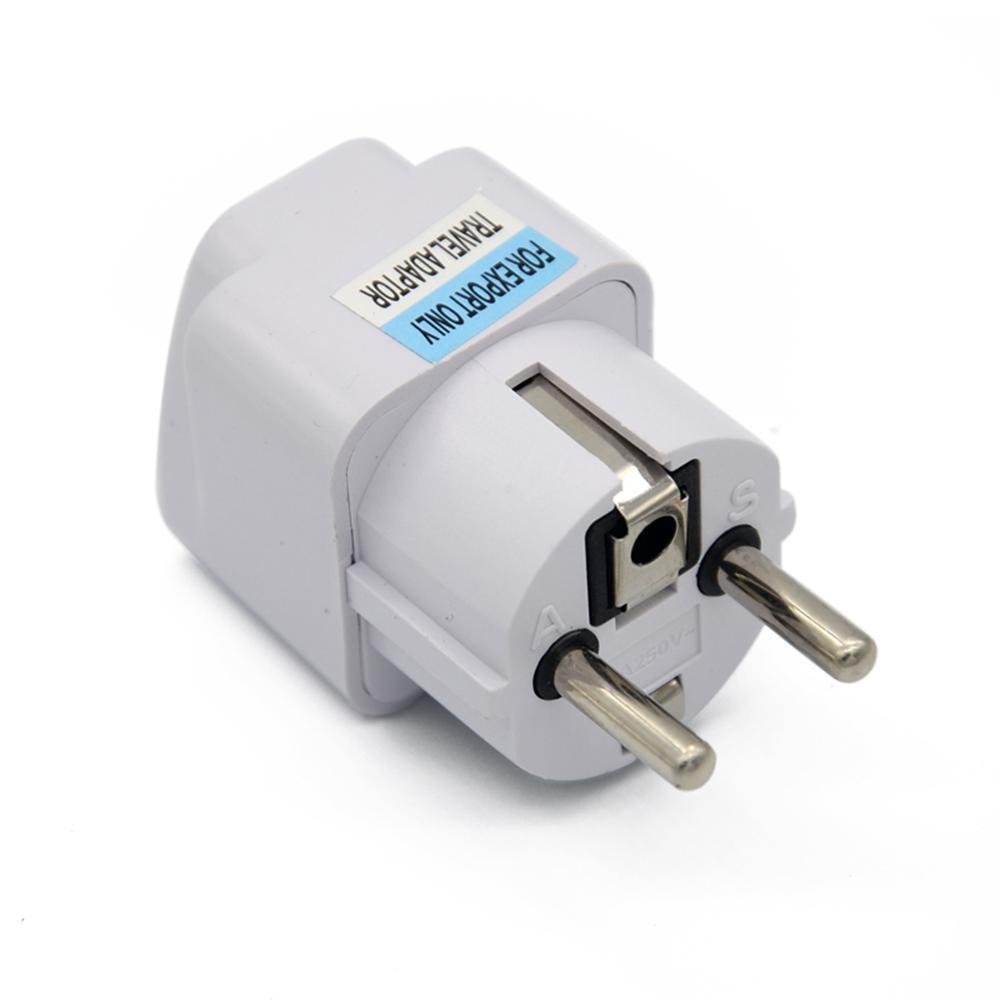 dhl 2018 new arrival white china uk eu us au plug adapter electrical rh dhgate com