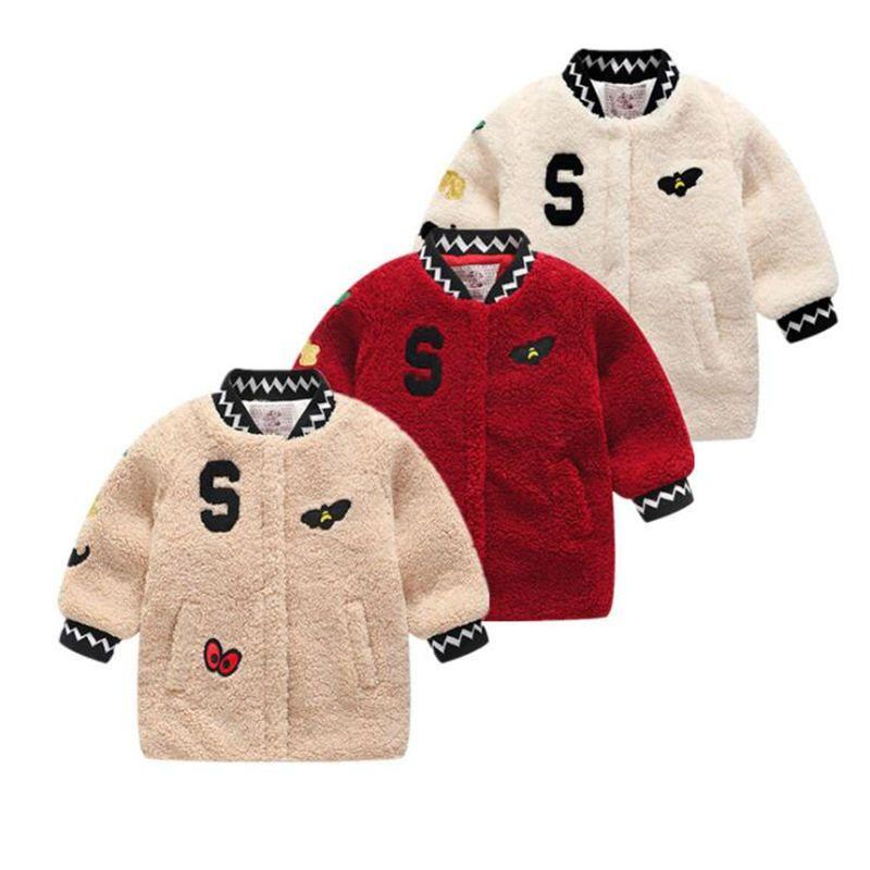31e816641 Autumn Winter Baby Girls Boys Sweater Pullover Cartoon Cute Bear ...