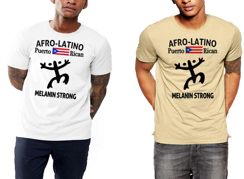 8cc5cb154 Details Zu Puerto Rico T Shirt, Afro Latino, Boricua, Taino, Melanin Strong Puerto  Rican Funny Unisex Casual Gift Tee Shirt For Sale Worlds Funniest T ...