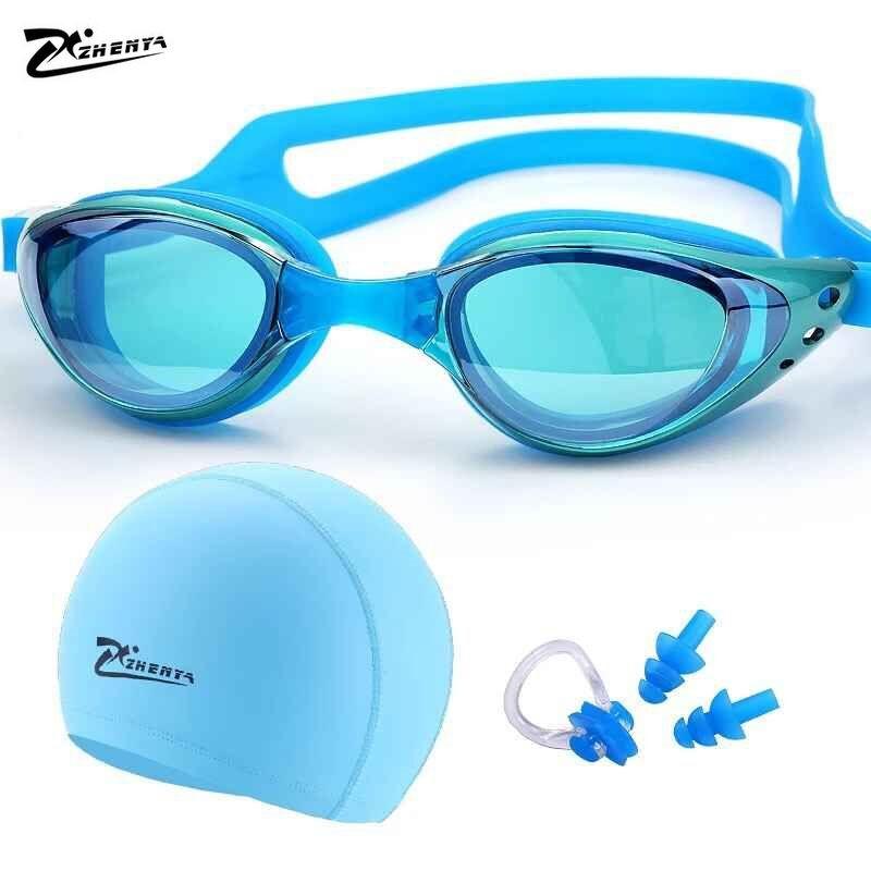 036a079f95e ZHENYA Swimming Goggles Professional Silicon Waterproof Piscina ...