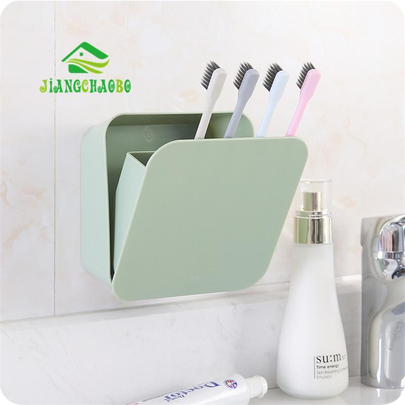 JiangChaoBo Haushalt Paste Aufbewahrungsbox Wände Mit Mehrzweck  Aufbewahrungsbox Badezimmer Wand Finishing Boxen Debris