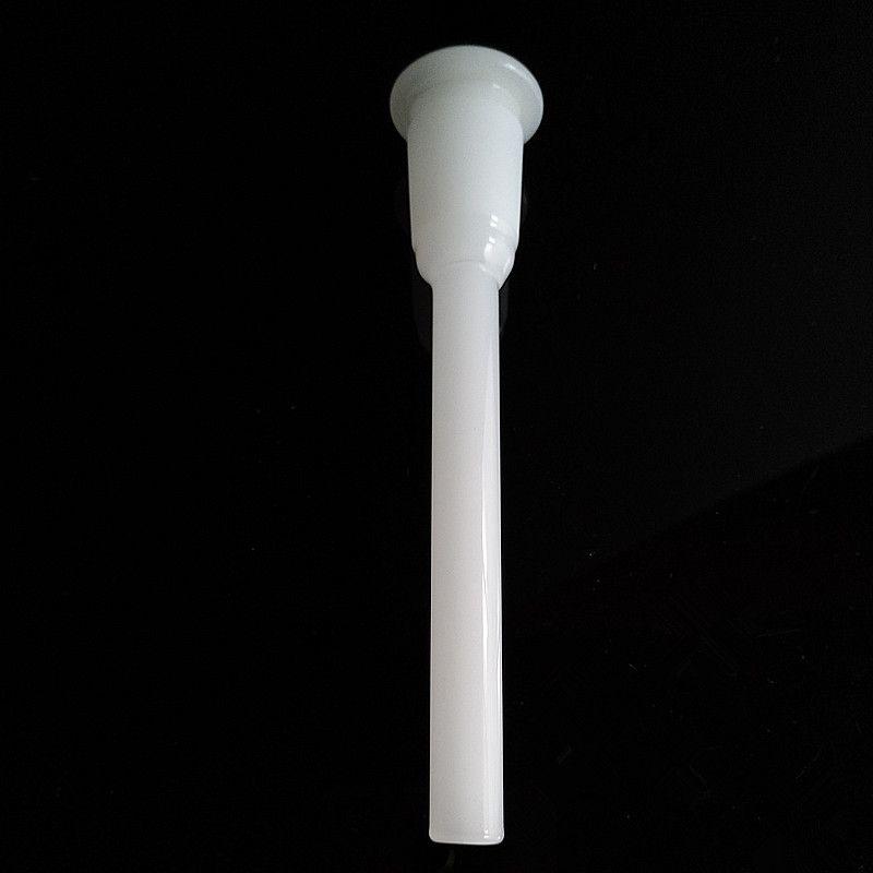 New Glass bongs down stem 14mm 18mm Male Female Smoking Accessory for Bearker Water Bongs Glass Down Stem Oil Rigs Dab