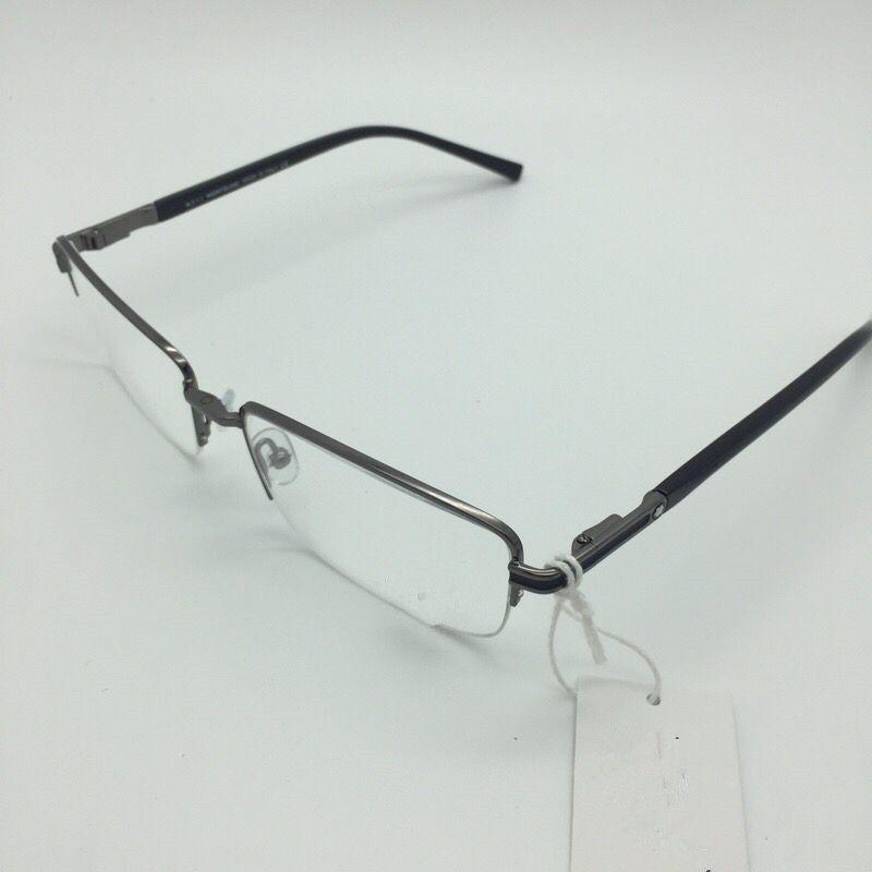 708 New Eye Glasses Frames for Men Glasses Frame Gold Silver TR90 Optical Glass Prescription Eyewear Full Frame