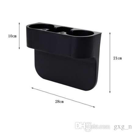Universal Auto Vehicle Seat Gap Organizer Shelving Cup Holder Car Phone Mug Drink High Quality Mounting Bracket From Gxg N