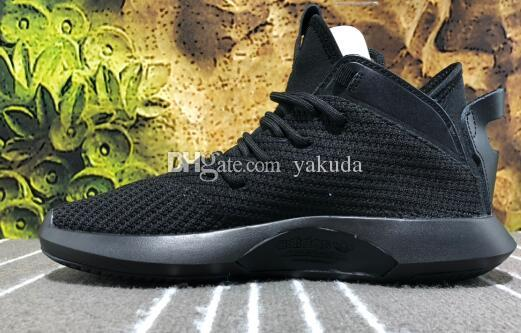 2019 Popular CRAZY 1 High Quality Knitting Personality Basketball Shoes 16d7efe05