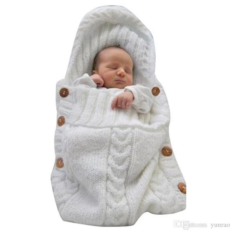 Compre Bolsos De Dormir Para Bebés Recién Nacidos Envoltura De ...