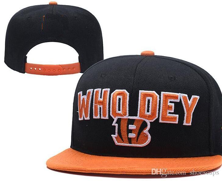 Wholesale Cincinnati Beng Caps Embroidery Hats Snapback Adjustable