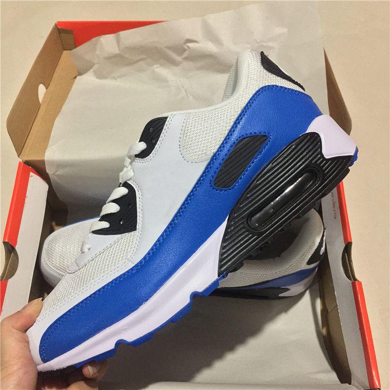 quality design 80a21 b87d3 Acheter NIKE Air Max 90 Basketball shoes Vente Chaude Coussin 90 Chaussures  De Course Hommes Nike Air Max 90 Ultra Haute Qualité Nouveau Sneakers Pas  Cher ...