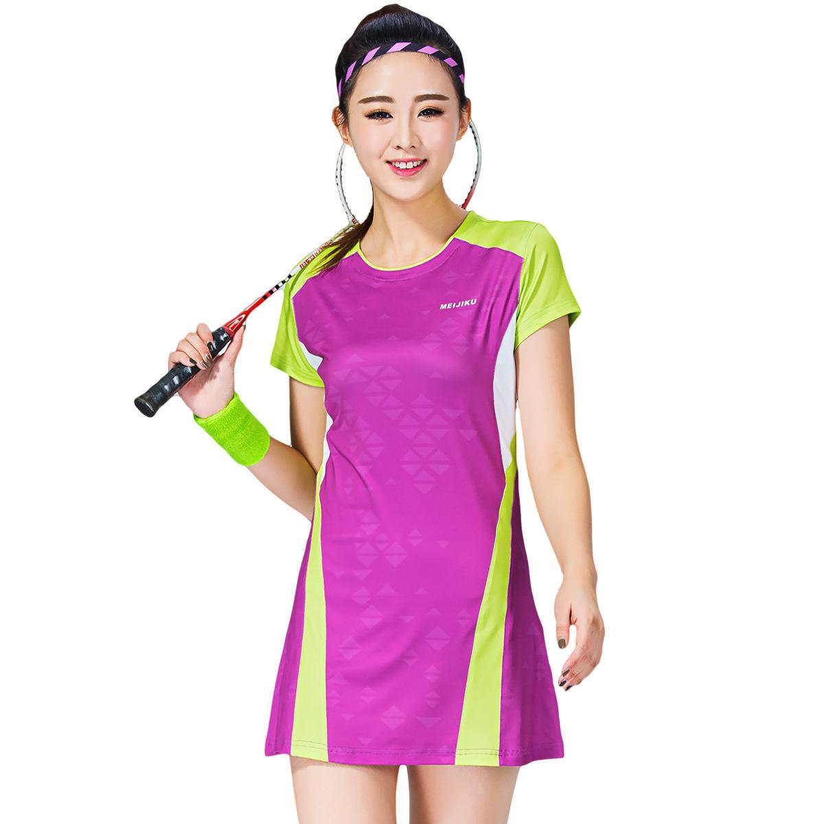Ragazza Acquista Di Da Mini Hotpink 23 Abiti Personalizzati Dal A Ultimi Rosa Kuyee 47 Donna com Colore Tennis Dhgate E Sportivi Badminton rnrBpPq