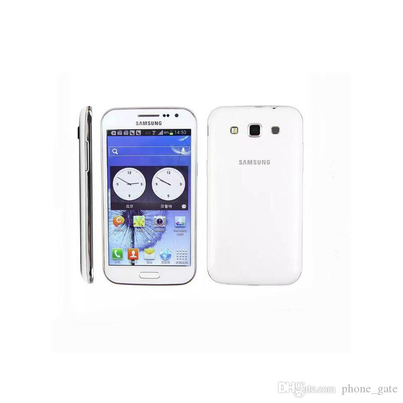 Refurbished Samsung Galaxy Win DUOS I8552 GSM Quad Core 4.7'' Android 4.0 RAM 1GB ROM 4GB Camera 5MP Dual SIM Smartphone
