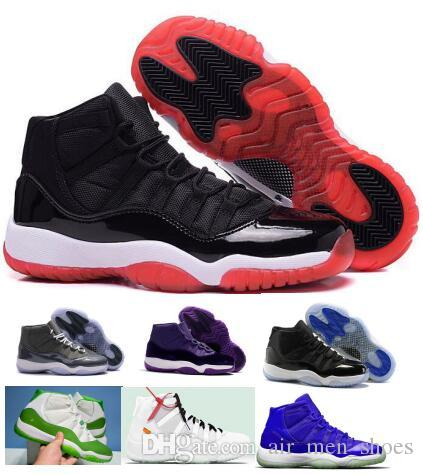 57c8798e0a4 Top Basketball Shoes 11 11s XI Mens Womens Gold Space Jam Bred ...