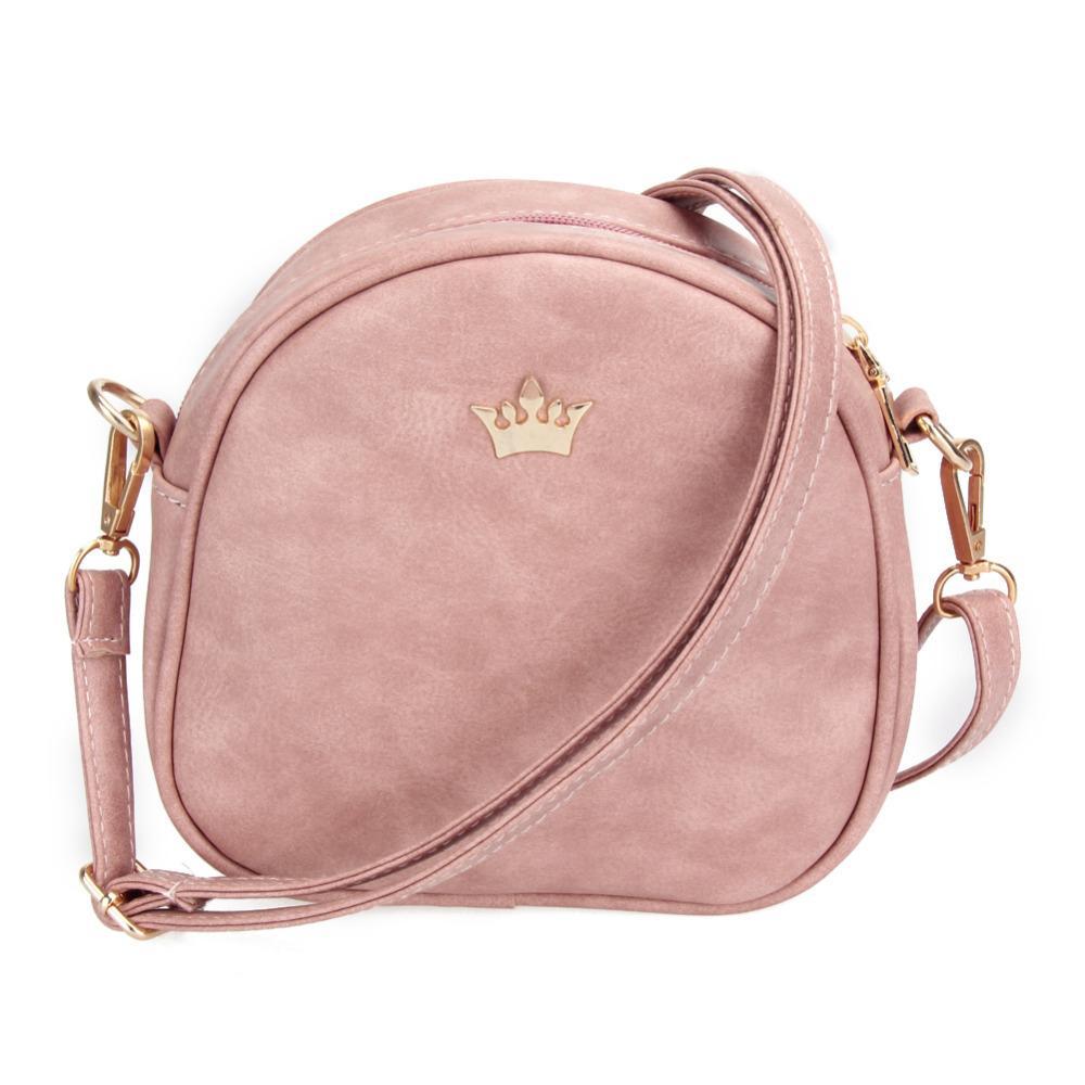 57c890ecf0ad 2019 Fashion New Fashion Designer Handbag Phone Purse Women Small Bag  Imperial Crown Women Messenger Bag Shoulder Crossbody Bag PU Leather Ivanka  Trump ...