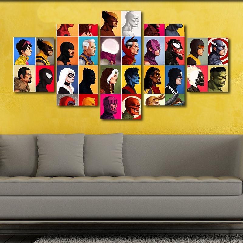 Beautiful Spiderman Wall Decor Image - Art & Wall Decor - hecatalog.info