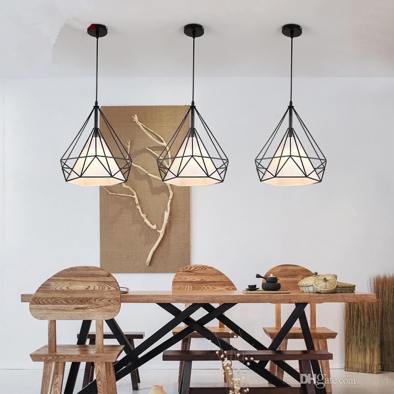 Lights & Lighting Pendant Lights New Chinese Modern Pipe Wood Pendant Lights Living Room Restaurant Lamps Desk Wooden Lid Revolving Hanging Light Decor Fixtures Big Clearance Sale