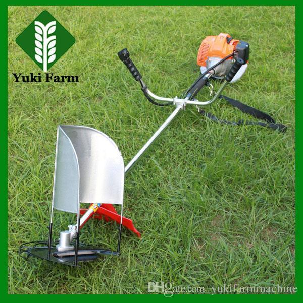 2-stroke forage harvester mini rice harvester wheat cutting machines wheat  cutter mini harvester price brush cutter mower