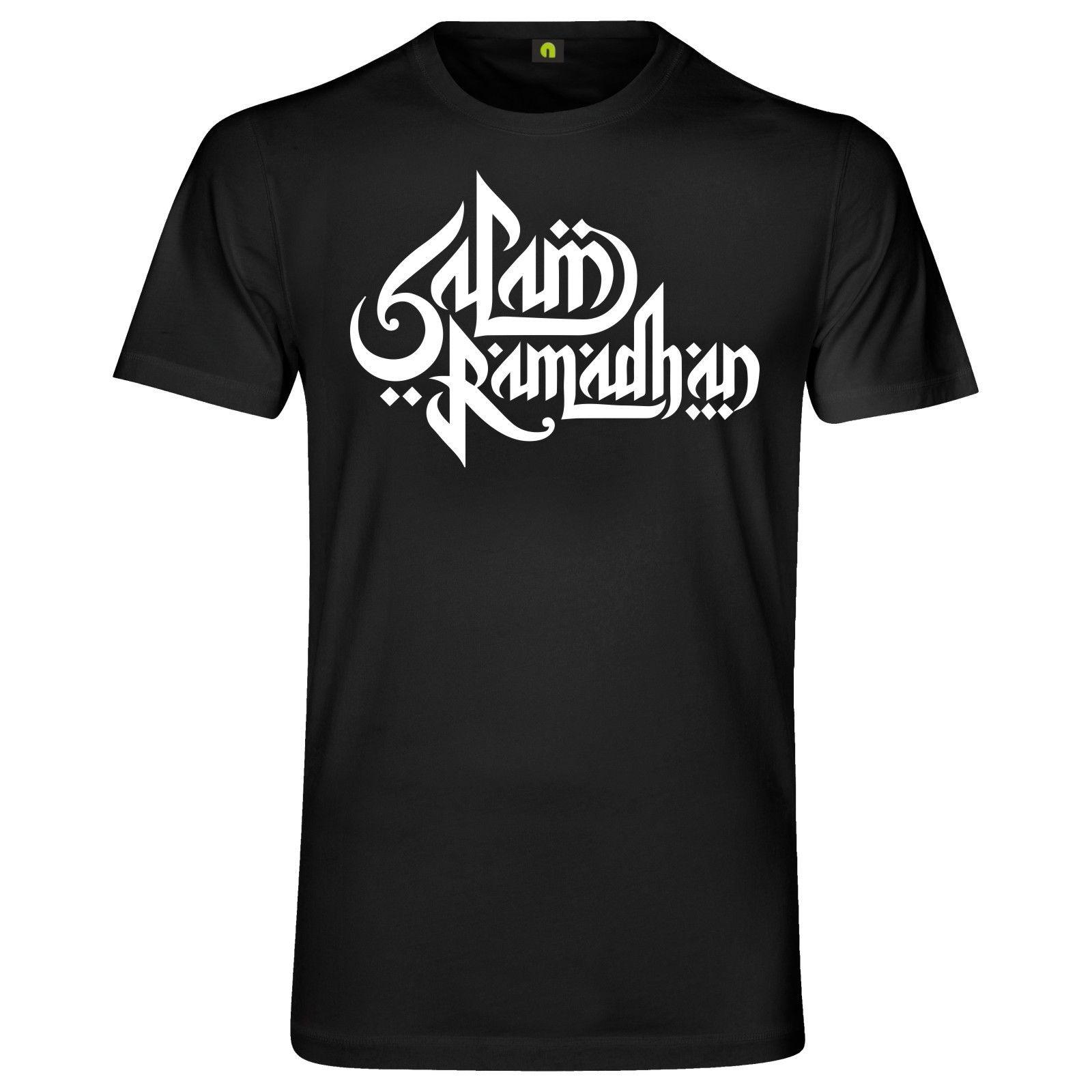 d56cf3abb Salam Ramadhan T Shirt | Fasten | Moslem | Muslim Islam Wholesale Discount  Araber Cool Casual Pride T Shirt Men Unisex New Fashion T Shirt Every Day  Funny ...
