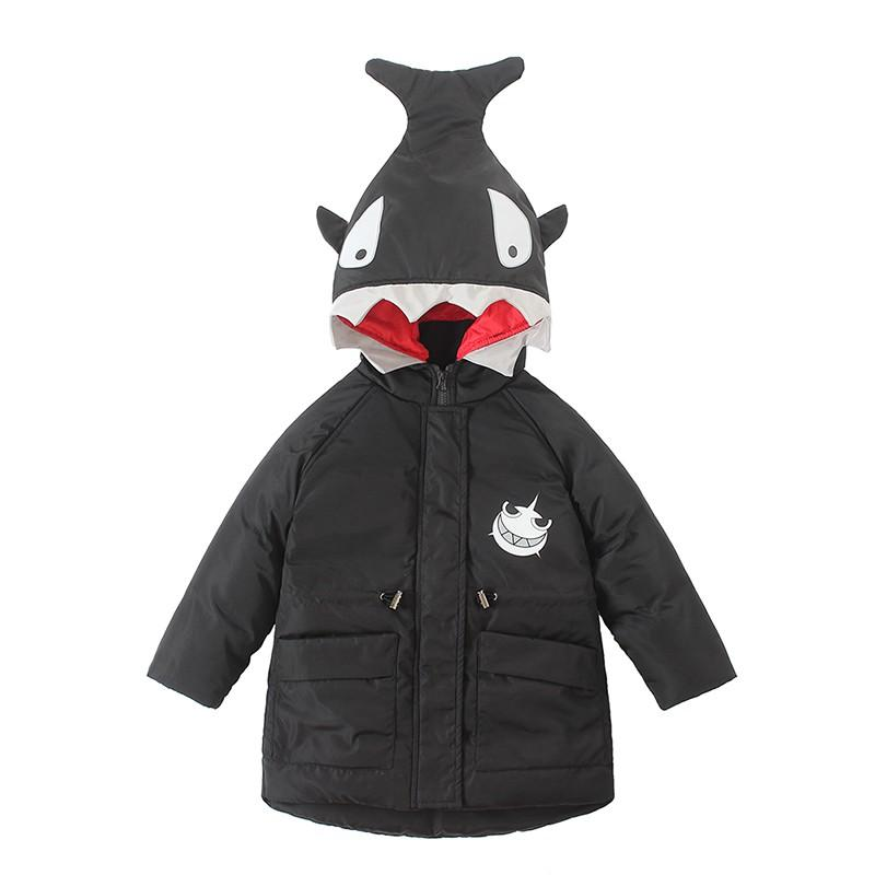 8a95fe517726 Acheter Enfants Vêtements Garçons Nouveau Bébé Vestes Shark Parka rqr4apw
