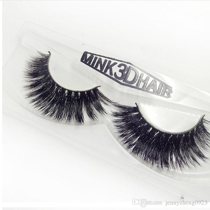 Best Price Wholesale 3D Mink Fake Eyelashes Thick Dense Natural False Eyelashes Hand made Eye Lashes SD-17