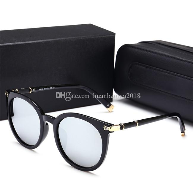 2018 Designer Sunglasses High Quality Sunglasses Women Polarized sunglasses Sun glasses UV400 lens with Original box