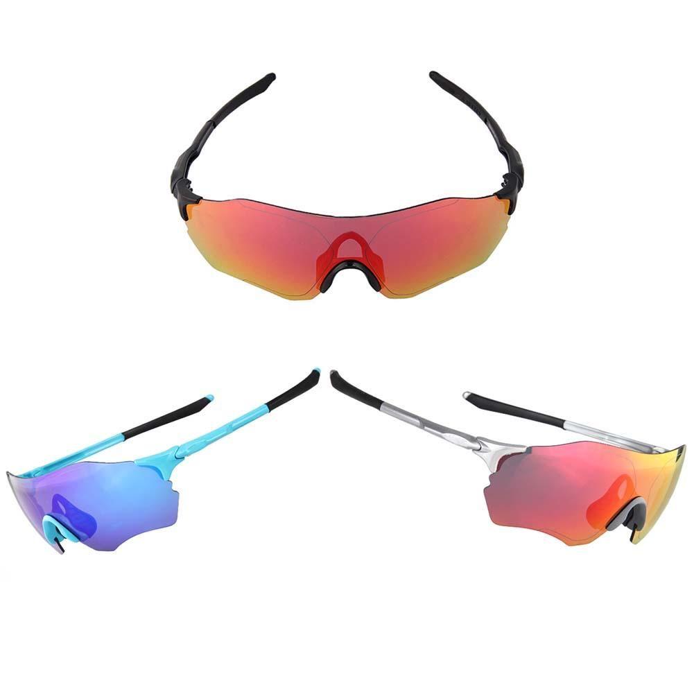 e75d4dbfda 2019 2018 Polarized Sports Sunglasses Lenes For Men Women Polarized Eyewear  TR90 Reduce Glare Running Cycling Glasses From Marchnice