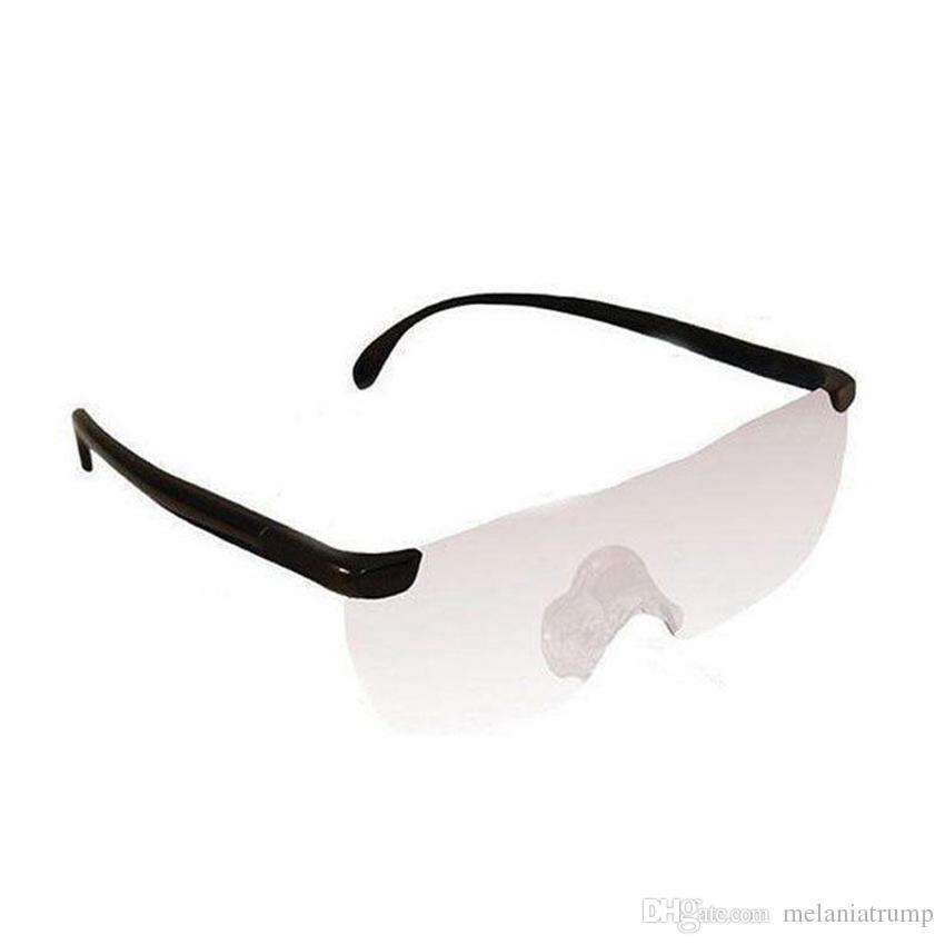 56f583ae4741 1.6 Times Magnifying Reading Glasses Presbyopic Glasses Eyewear Big Vision  Eyewear Nerd Reading Glasses Optical Quality Reading Glasses From  Melaniatrump