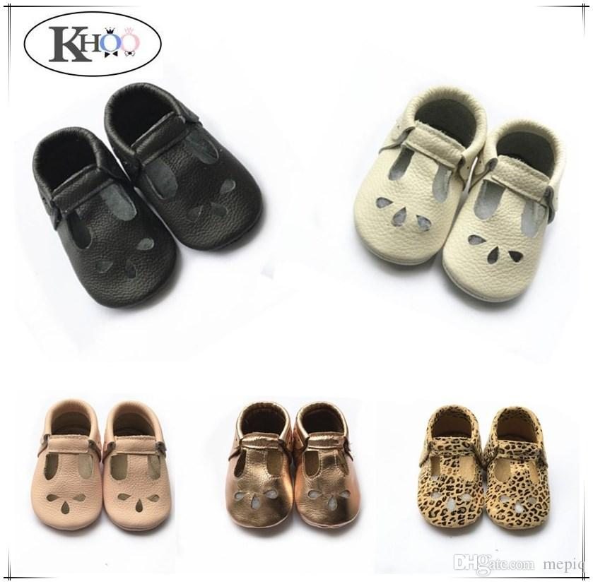 f323f2c6eb2 2019 2018 High Quality Summer Baby Moccasin Sandals