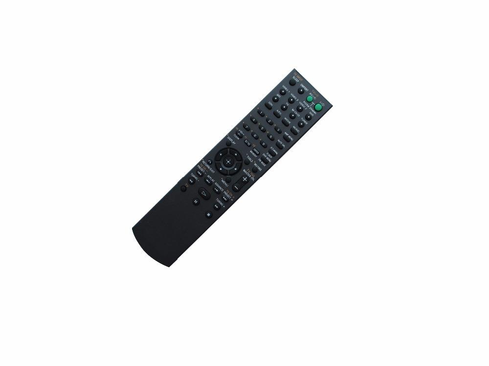 Replacement Remote Control For Sony STR-K790 ADD SURROUND SOUND AV RECEIVER SYSTEM