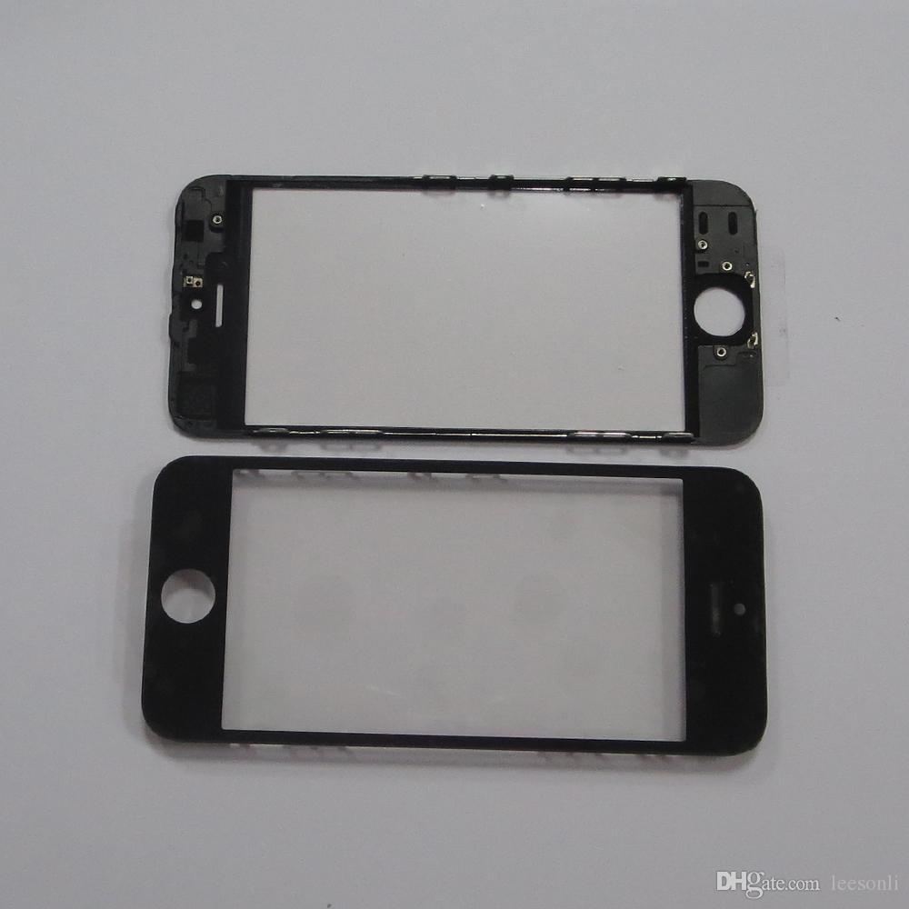Display Pantalla 50 Unids / Lote Para Iphone 5 / 5s Blackwhite A + ...