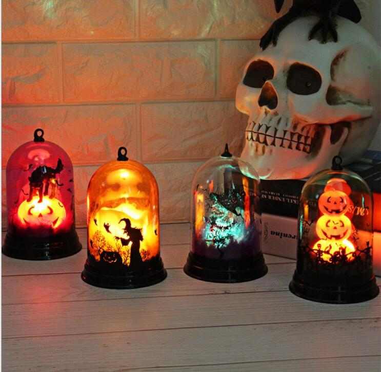 Image result for halloween lamp