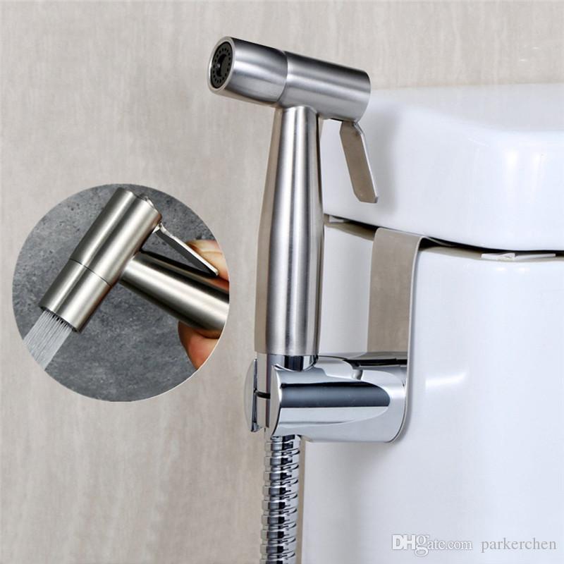 Compre Bidet Toilet Pulverizador Set Handheld Bidé Kit De ... on