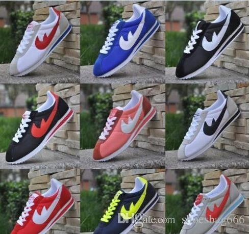 2017hot New Brands Casual Shoes Men And Women Cortez Shoes Leisure