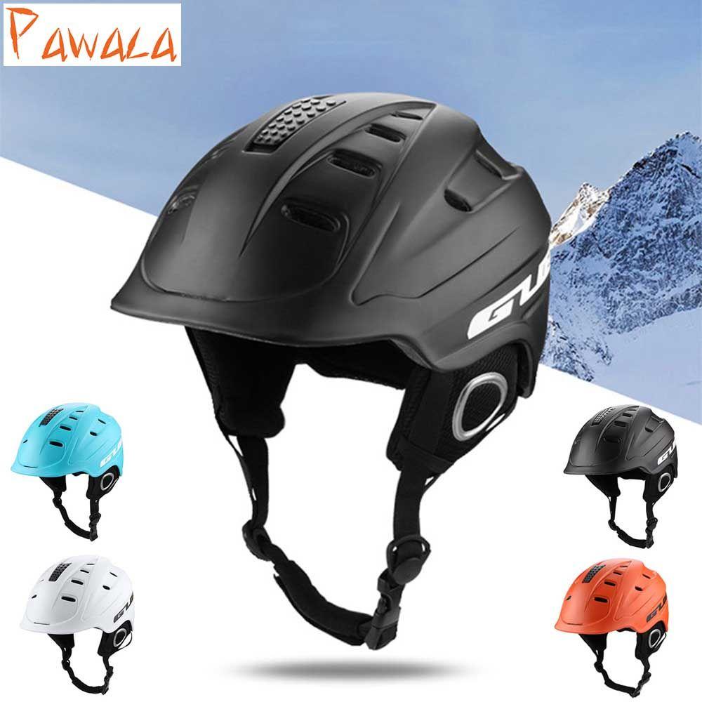 Sports & Entertainment Outdoor Professional Men Women Mountaineering Ski Helmet Snowboard Integrally-molded Adjustable Warm Breathable Ski Helmet Sales Of Quality Assurance