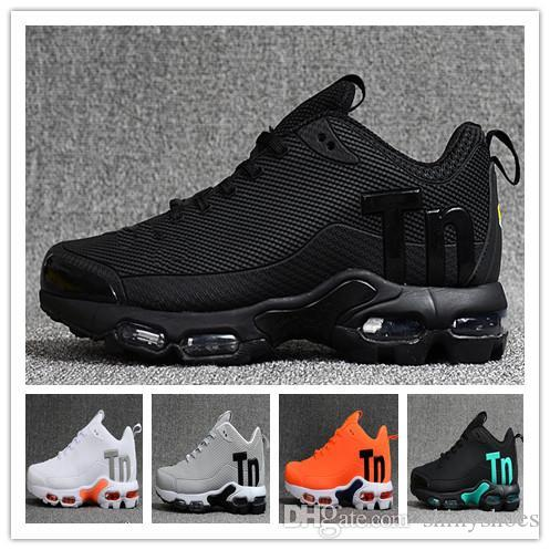 reputable site ec0d1 3836b Mens mercurial tn plus kpu Ultra 2 SE Air tpu Maxes Malha TN Desinger  Sapatos Preto Branco Mulheres Mens Formadores Casual Sports Sneakers  Caminhadas Novo