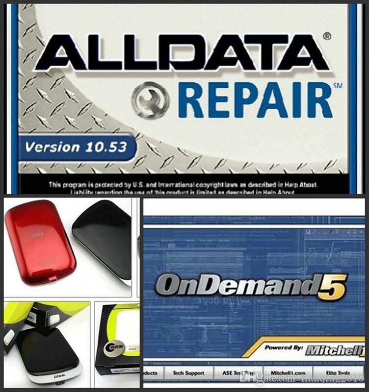 77in1 Alldata 10.53+Mitchell OnDemand 2015 Q3+2017 Mitchell ...