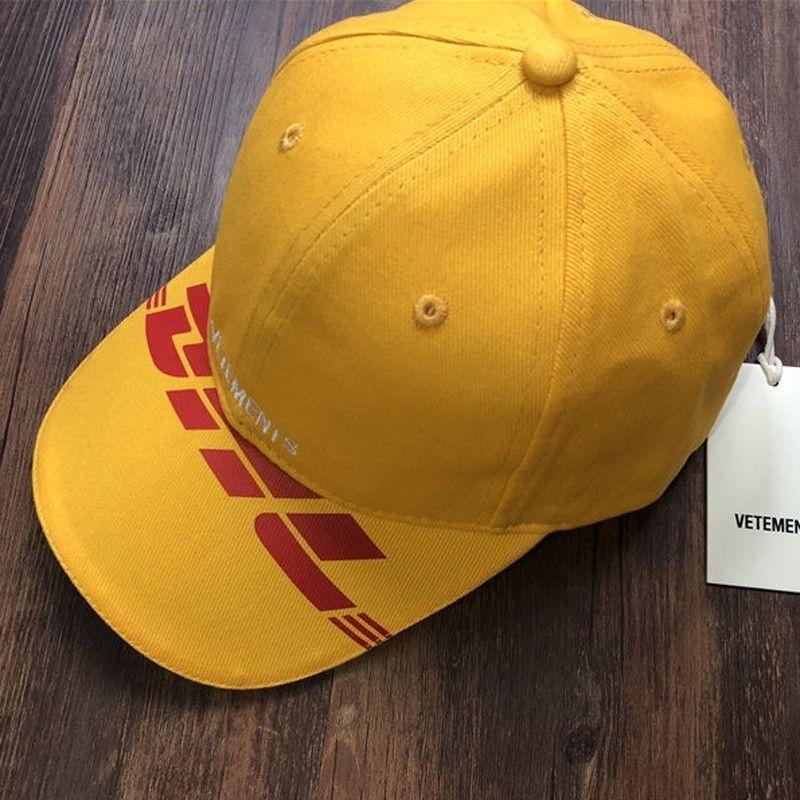 df624d54b8b Veterments DHL Baseball Cap Men Women Visor Hat Cap Street Travel Sunhat Fishing  Casual Sun Hat Summer Outdoor Sport Hats HFLSMZ034 UK 2019 From ...