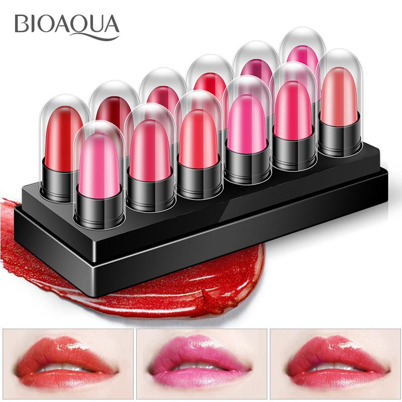 1eff23213c4f 2018 Brand Color Lipstick Multicolor Lipstick Set Ladies Makeup Makeup Set Best  Lipstick Brand Cosmetic Brands From Xingceng